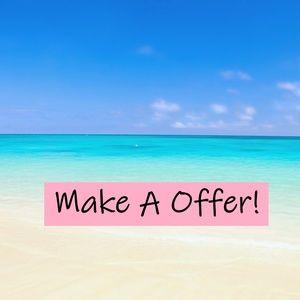 Make me a offer or Bundle!